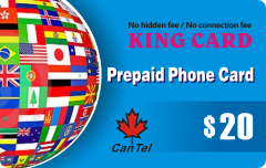 PVC King Card Prepaid Phone Card Printing